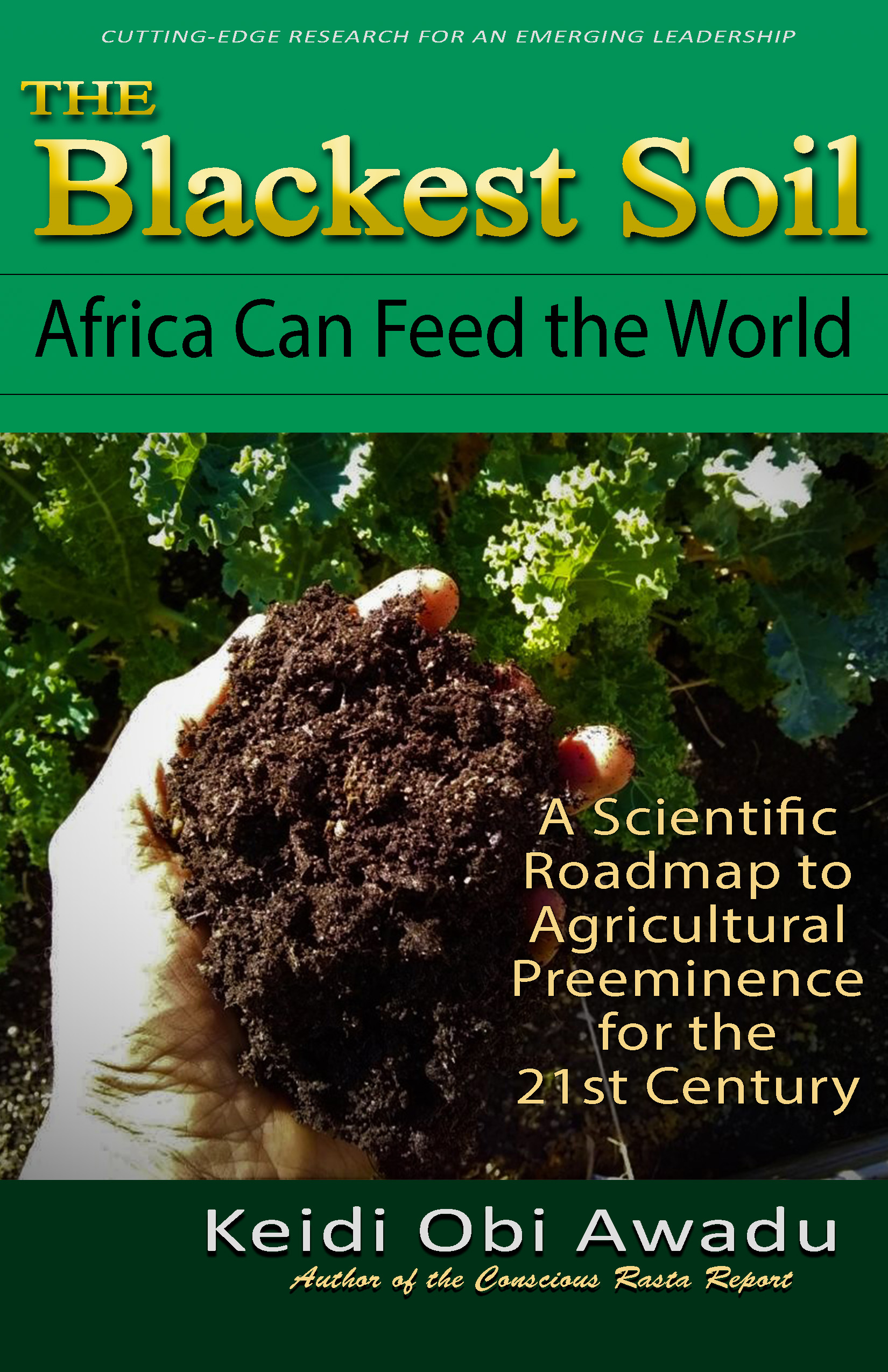 The Blackest Soil Book